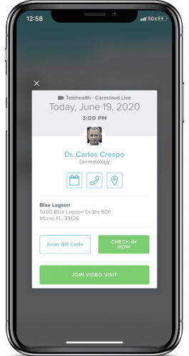 Appointments Mobile-Mockup
